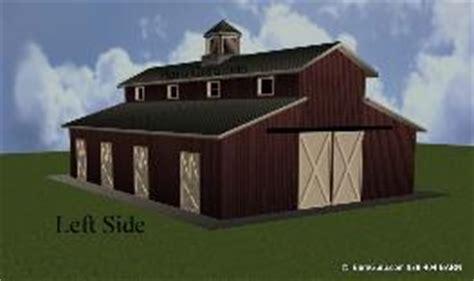 monitor style barn plans free plans for monitor style horse barn joy studio