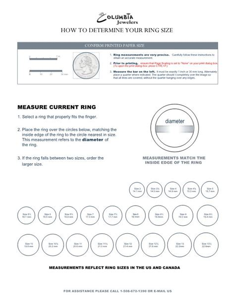 printable ring sizer jostens printable ring sizer pictures to pin on pinterest pinsdaddy