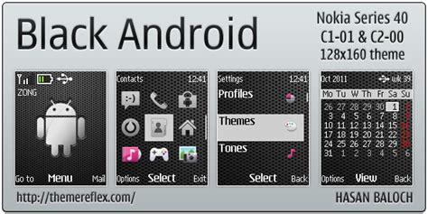 download themes untuk nokia c1 black android theme for nokia c1 01 c2 00 themereflex