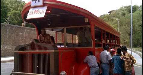ramoji film city one day tour package a day trip to ramoji film city the world s largest film