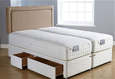 beds that zip together ziplink the bed warehouse top quality beds or