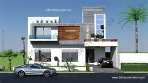 Home Design 8 Marla 3d Front Elevation 5 Marlaz 8 Marla 10 Marla 12 Marla House Plan Front Design