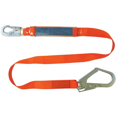 Safety Belt Harness Nankai Hooks spanset 174 ergo energy absorbing lanyard with scaffold hook 3055