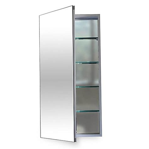 where can i buy a medicine cabinet buy flawless 12 inch x 30 inch medicine cabinet in silver