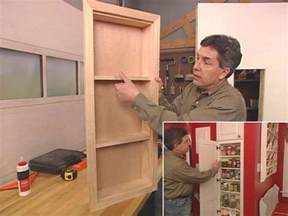 Premade Built In Bookshelves Kitchen Storage Between The Studs 5 Exles Of Smart