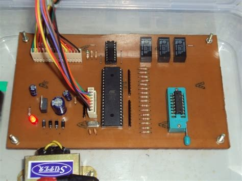 integrated circuit tester project digital ic tester free microcontroller projects 8051 avr pic