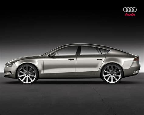 Audi A7 Concept by Audi A7 Sportback Concept