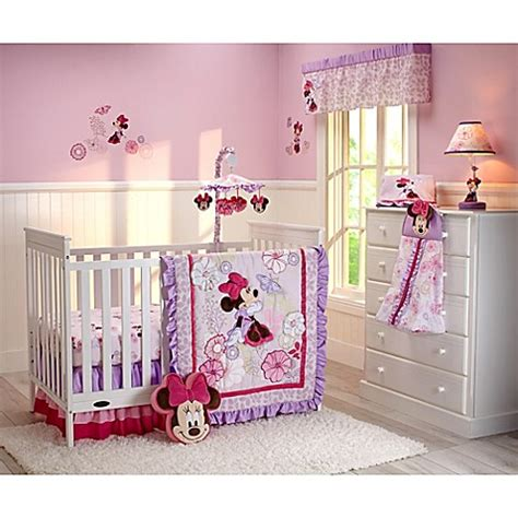 buy disney baby butterfly dreams 4 crib bedding set