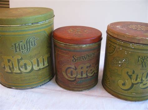 canisters antique canister sets 2018 collection vintage