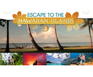 Windy City Live Sweepstakes - enter to win a trip to the hawaiian islands with windy city live free sweepstakes