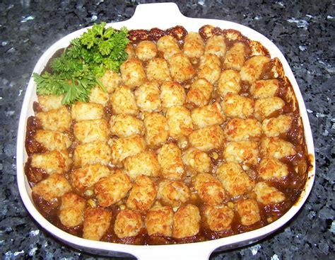 minnesota hot dish recipes quick cooking