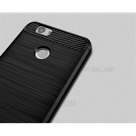 Carbon Fiber Ipaky Zenfone Live Softcase Tpu 1 ipaky brushed tpu carbon fiber drop protection for huawei black tvc mall