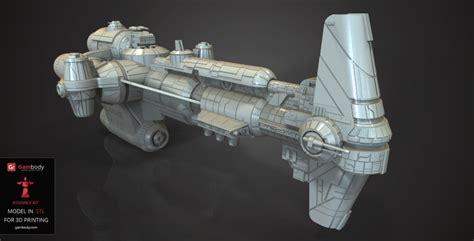 Wars 3d Model