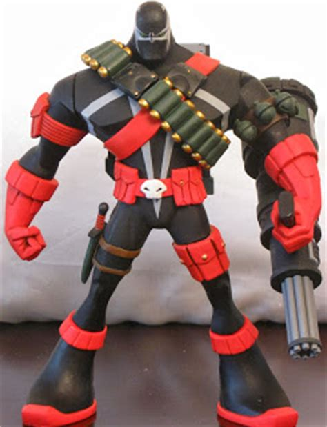 Mcfarlane Spawn Commando Series 32 the toyseum commando spawn mcfarlane toys the adventures of spawn figure