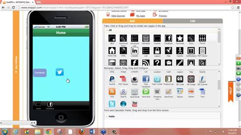 how to develop android apps how to build an app without programming skills part 1