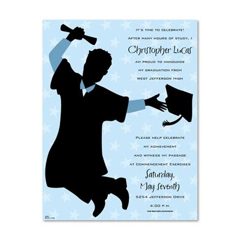 top  sources   printable graduation stationery