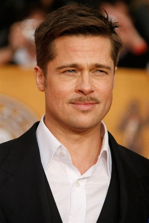 50 brad pitt haircut amp hairstyles 2016 collection