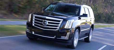Cadillac Escalade SUV rental
