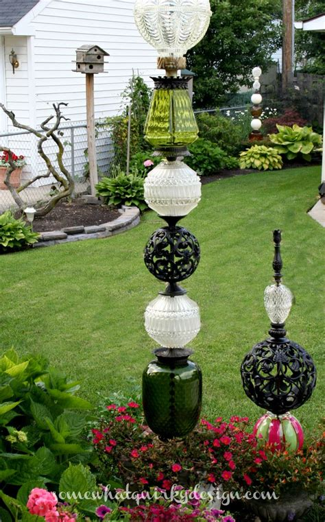 25 best ideas about gardening garden totems home outdoor decoration