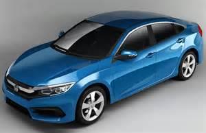 2016 honda civic sedan release date canada cars otomotif