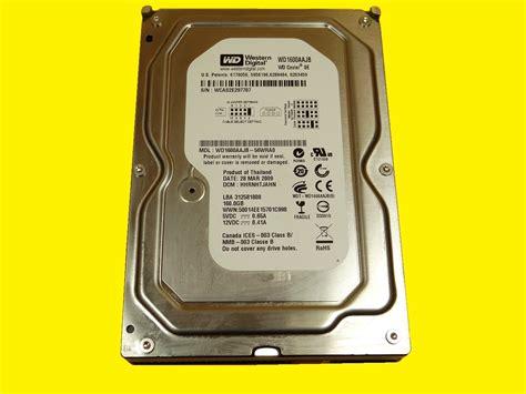 was ist ein wd interne festplatte 3 5 quot zoll 160 gb western digital wd 1600