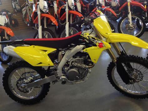 brand new motocross buy brand new 2014 suzuki rmz450 rmz 450 motocross on 2040