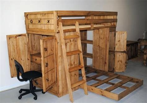 Bunk Beds Barn Door Ideas Pinterest Barn Door Furniture Bunk Beds