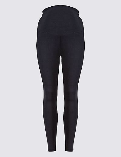maternity cotton rich with stretch m s
