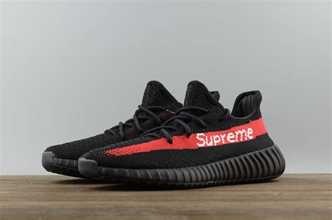 adidas x supreme supreme x adidas yeezy boost 350 v2 sle sneakers for