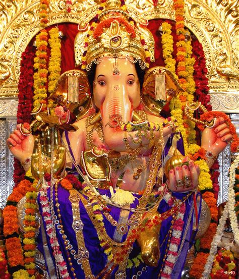 Decoration For Ganesh Festival At Home by Hunt For Images Lord Ganesha