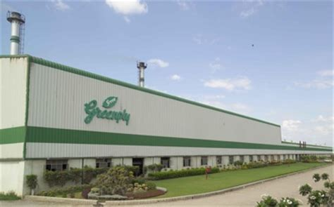 greenply starts production   mdf plant  india