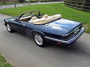 Used Jaguar Convertible For Sale Used 1995 Jaguar Xjs Convertible For Sale In West Sussex