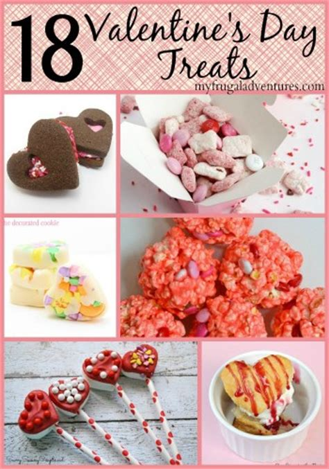 18 s day treat recipes frugal adventures