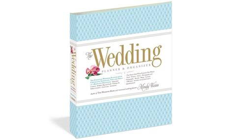 Wedding Organizer by The Wedding Planner Organizer Groupon