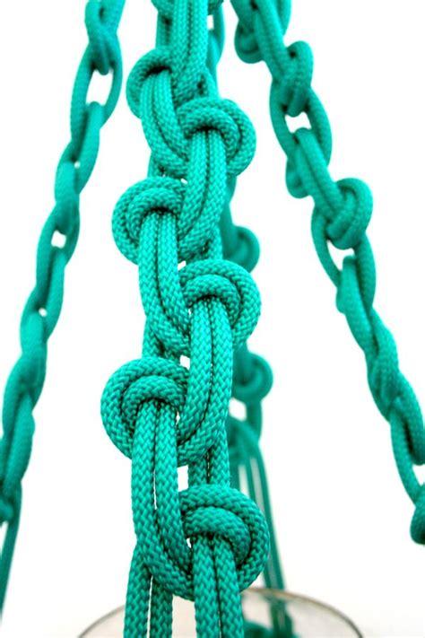 Macrame Knots Plant Hangers - 25 beste idee 235 n macrame plantenhangers op