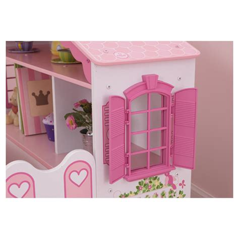 doll house toddler bed kidkraft dollhouse toddler bed reviews wayfair