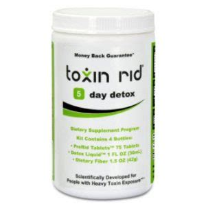 Detox Pros And Cons by Toxin Rid 5 Day Detox Program Pros And Cons Health