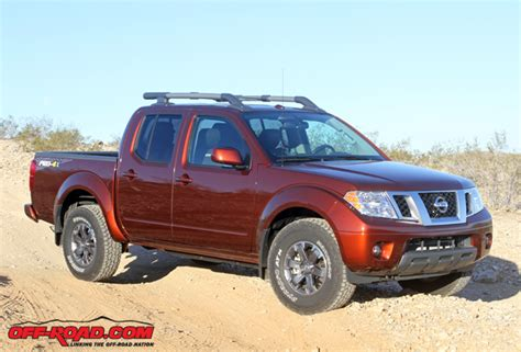 Nissan Frontier Road Parts by 2016 Mid Size Truck Shootout Toyota Tacoma Gmc