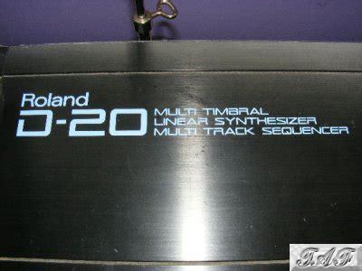 Keyboard Roland D20 roland d20 keyboard tafmusic mi 100005