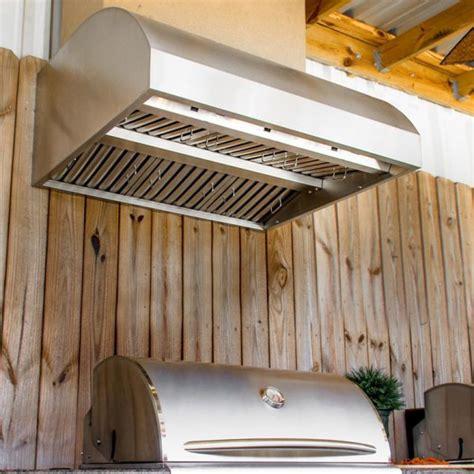blaze 42 inch stainless steel outdoor vent hood 2000 cfm blaze 42 inch stainless steel outdoor vent hood