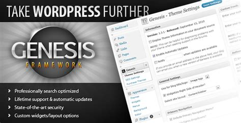 Genesis Framework 1 8 2 Wordpress Solostream Genesis Framework Templates