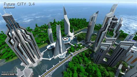 future city  minecraft building