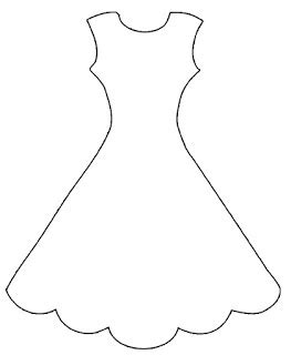 Wedding Dress Template by Wedding Dress Templates Oh My Wedding