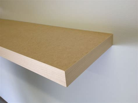 custom built floating shelves u paint mdf floating shelves