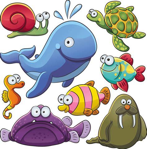 imagenes navideñas de dibujos animados imagenes infantiles de peces ideas para manualidades