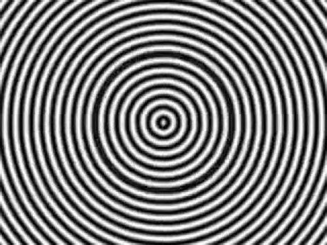 ilusiones opticas que te hacen alucinar hipnotizador youtube