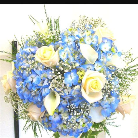 Dress Navy Blue Bunga Navy my exact wedding bouquet blue hydrangeas white peonies