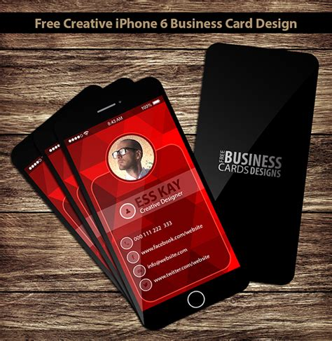 iphone business card template psd free iphone business card psd free image collections card