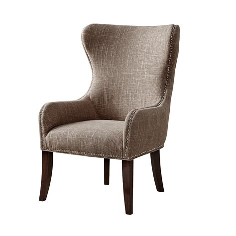 Tufted Arm Chairs Design Ideas Park Hancock Button Tufted Back Accent Chair