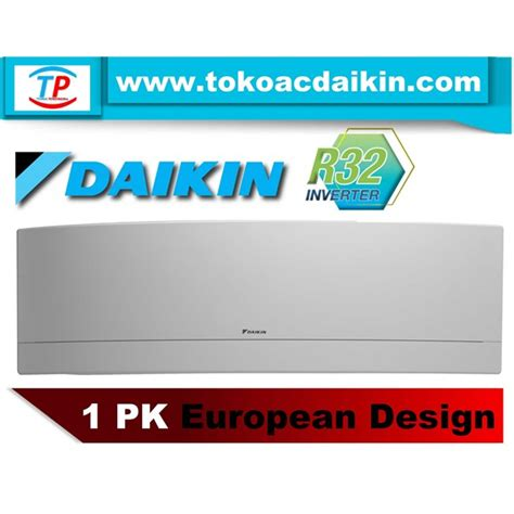 Ac Daikin European Design jual ac split daikin european design 1pk made in ceko